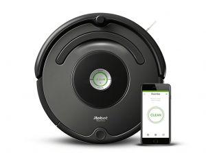 Usisavač iRobot Roomba 676