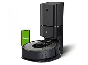 Usisavač iRobot Roomba i7+ (i7550)