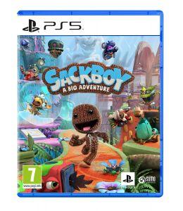 Sackboy A Big Adventure! PS5 Preorder