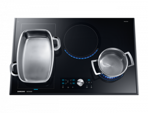 Indukcijska ploča za kuhanje SAMSUNG NZ84J9770EK/EO