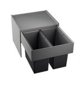 Sustav za odvajanje otpada BLANCO Select 50/2