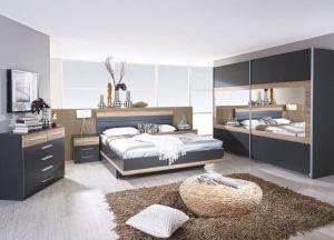 Set Krevet TARRAGONA + 2 Noćna ormarića