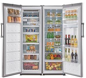 SET hladnjaka MIDEA MDRD476FGF02 + MDRD359FZF02