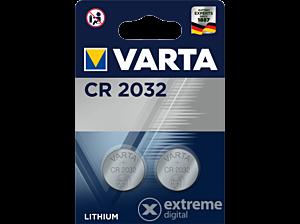 BATERIJA LITHIUM CR 2032 BLI 2 VARTA