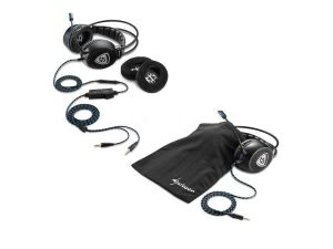 Slušalice s mikrofonom SHARKOON SKILLER SGH1, Crne