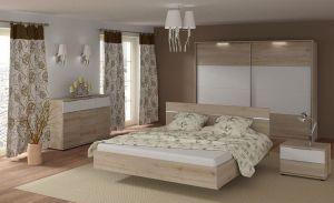 Spavaća soba MISSISIPI 180