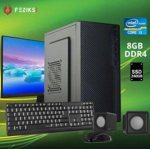 Stolno računalo Hyper X 1120 + Monitor/Set tipkovnica+miš/Zvučnici