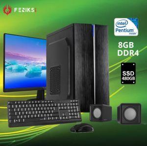 Stolno računalo Hyper X 1122 + Set tipkovnica + miš/monitor/zvučnici