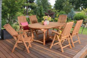 Vrtni stol SUN II