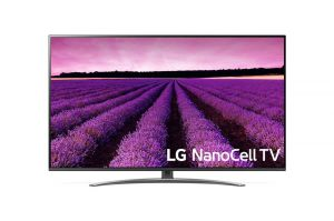 Super ultra HD LED TV LG 49SM8200PLA, Smart NanoCell