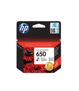 TINTA HP 650 COLOR (HP-10872)