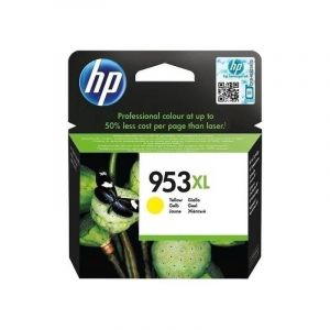 TINTA HP 953 XL (F6U18AE), Yellow