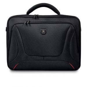 Torba za laptop PORT COURCHEVEL TL, crna, 15.6''