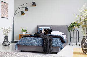Set krevet TWIN + podnica SULTAN + madrac RELAX 90x200 cm
