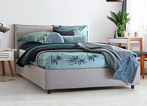 Set krevet TWIN sa podiznom podnicom i spremištem + madrac PRESIDENT POCKET