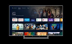Ultra HD QLED TV TCL 55C728