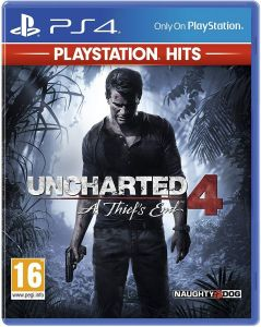 PS4 Igra UNCHARTED 4 A THIEF'S END