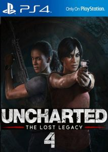 PS4 Igra UNCHARTED: THE LOST LEGACY HITS