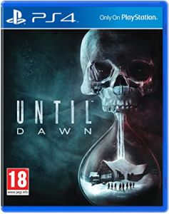 PS4 Igra UNTIL DAWN