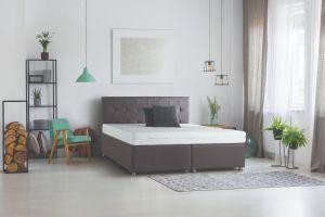 Set Krevet URBAN + Madrac NATUR FOAM