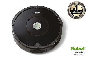 Robotski usisavač iRobot Roomba 606