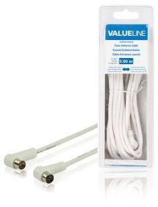 Antenski kabel VALUE LINE VLSB40100W50 5m