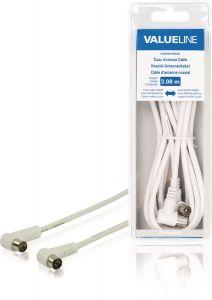 Antenski kabel VALUE LINE VLSB40100W30 3 m
