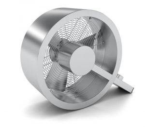 Ventilator STADLER FORM Q alu, dizajnerski, metalni