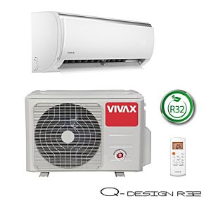 Klima uređaj VIVAX Q DESIGN 5,57kW ACP-18CH50AEQI R32