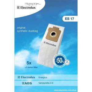 Vrećice za usisavač ELECTROLUX ES17