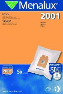 Vrećice za usisavač MENALUX 2001