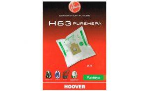 Vrećice za usisavač HOOVER H63