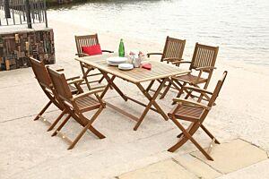 Vrtni stol KINGSBURG