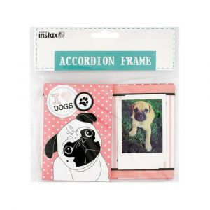 WPS INSTAX ACCORDION FRAME DOG