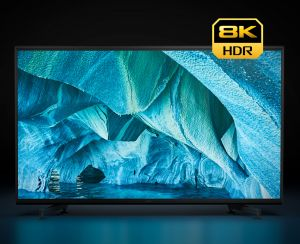 8K LED TV SONY KD85ZG9BAE, Smart