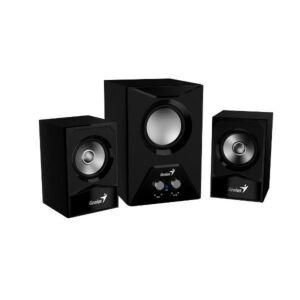Zvučnici za PC Genius SW-2.1 385, Crni