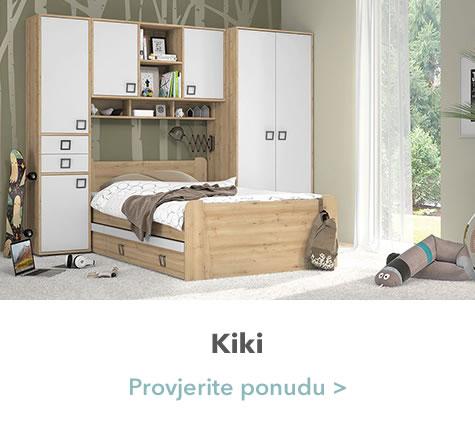 Kiki kolekcija za spavaću sobu